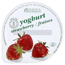 Shefa Strawberry Yoghurt