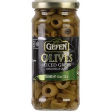 Gefens Sliced olives