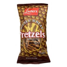 Liebers Honey Braided Pretzels