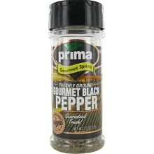 Prima Spice Ground Black Pepper