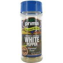 Prima Spice White Pepper