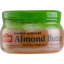 Gefens Roasted & Blanched Almond Butter