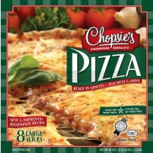Chopsie 8 Slices Pizza Pie