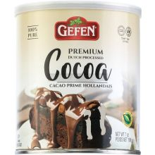 Gefens Dutch Processed Cocoa