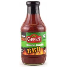 Gefens Onion Garlic BBQ Sauce