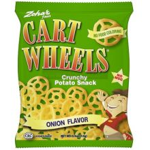 Zohar Onion & Garlic Cart Wheels