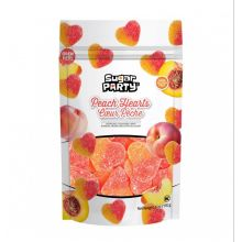 Finis Sugar Party Peach Hearts