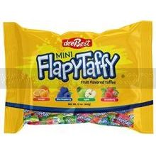 Dee Best Mini Flappy Taffy Assorted Bags