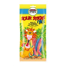 Paskesz Sour Sticks Mix
