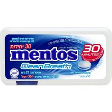 Mentos Mint Clean Breath