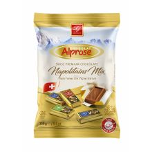 Alprose Napolitans Mixed Milky Chocolates