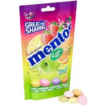 Mentos Fruit Mix Candies in Bag