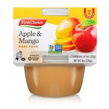 First Choice Apple & Mango Tubs