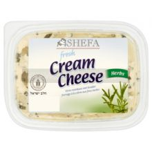 Shefa Cream Cheese with Herbs