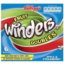 Winders Apple & Strawberry