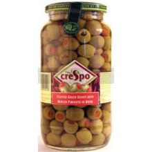 Crespo Stuffed Green Olives (Large)
