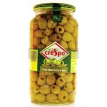 Crespo Pitted Green Olives (Large)