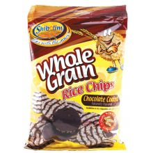 Shibolim Whole Grain Chocolate Covered Rice Chips