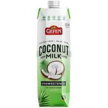 Gefen Unsweetened Coconut Milk