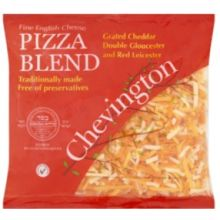 Chevington Pizza Mix Grated Cheese