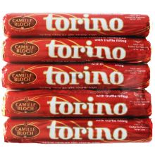 5  Torino Mousse Milky Chocolate Sticks
