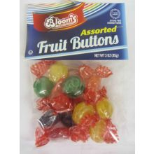 Blooms Assrted Fruit Buttons Candys