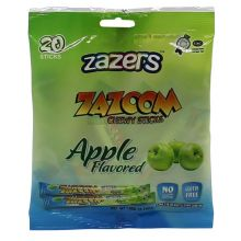 Zazers Zazoom Apple Chewy Sticks
