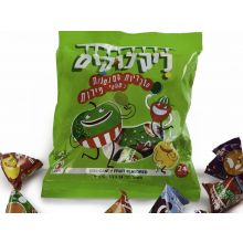 Lev Liklukim Mini Candy Fruit Pyramid Sachets
