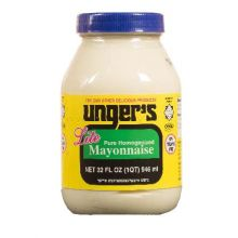 Ungers Large Lite Mayonnaise
