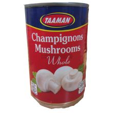 Taaman Whole Mushrooms
