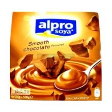4 Alpro Chocolate Dessert Pudding
