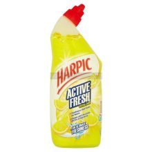 Harpic Active Fresh Citrus Toilet Cleaner
