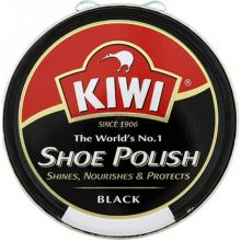 Kiwi Black Shoe Polish