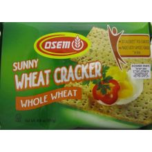 Osem Sunny Whole Wheat Crackers
