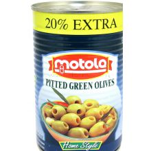 Motola  Pitted Green Olives