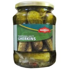 Rumplers Traditional Gherkins