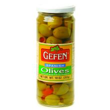 Gefen's Stuffed Spanish Olives (Medium Jar)