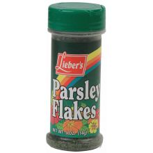 Liebers Parsley Flakes