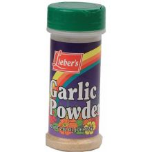 Liebers Garlic Powder