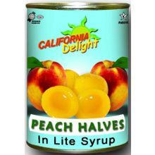 California Delight Peach Halves