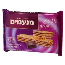 Manamim Small Chocolate Wafers