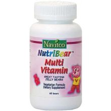 Navitco Multi Vitamin (60 Jelly Bears)