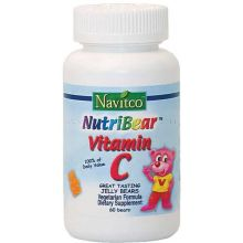 Navitco Vitamin C (60 Jelly Bears)