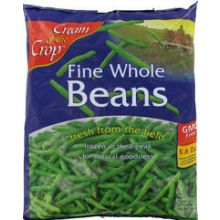 Cream Crop's Whole Green Beans