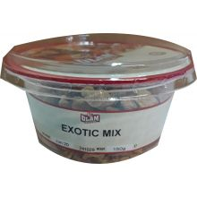 World of Nuts Exotic Tropical Mix