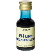 Zohar Blue Food Colouring