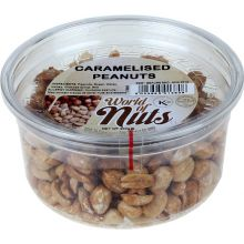 World of Nuts Caramelised Peanuts