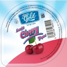 Charedi Dairies Low Fat Cherry Yoghurt