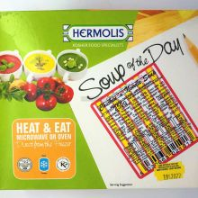 Hermolis Clear Chicken Soup