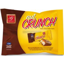 Gross Nut Mini Bags Chocolate Crunch